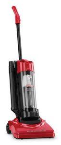 Dirt Devil Vacuum Cleaner Dynamite Plus Corded Bagless Upright Vacuum with Tools M084650 RED - best vacuum for shag carpet
