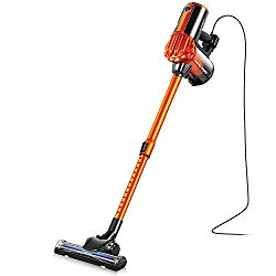 best lightweight corded stick vacuum