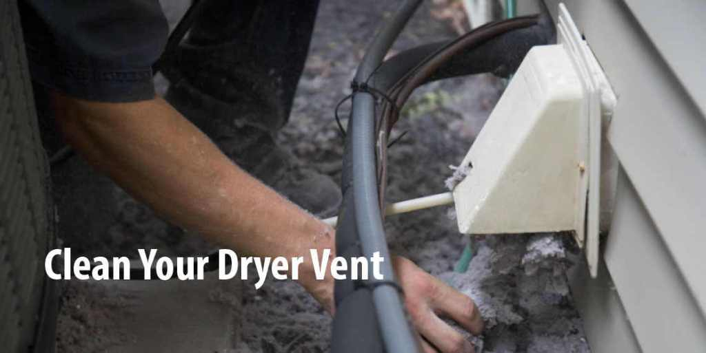 Warning Signs That it's Time to Clean Your Dryer Vent