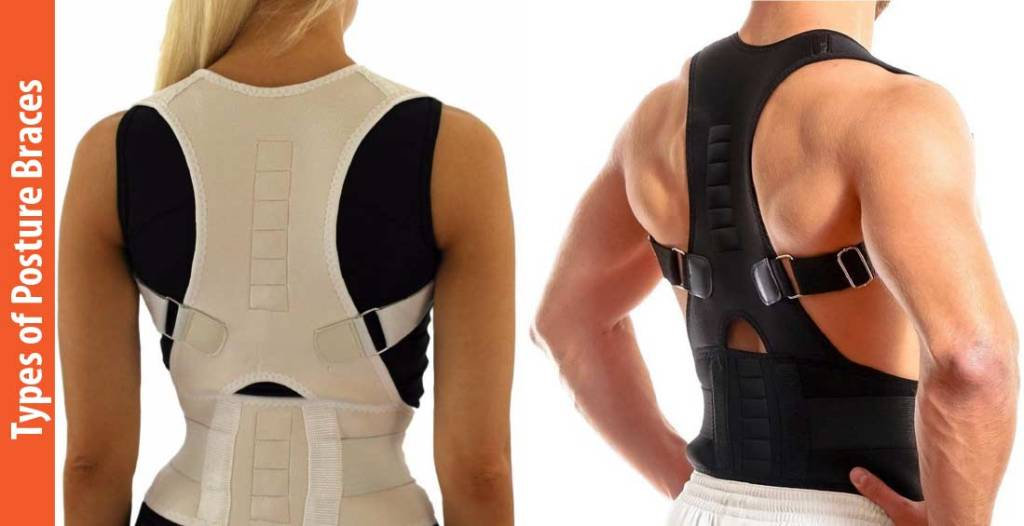 What Types of Posture Braces Are Available