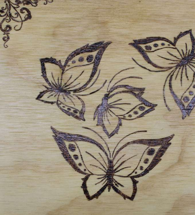 20 Free Printable Wood Burning Patterns for Beginners