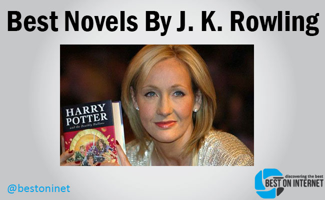 Best-Novels-By-J.-K.-Rowling