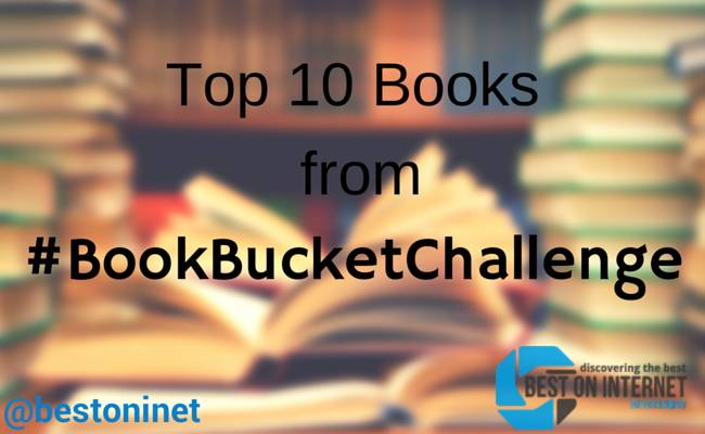 Top 10 Books from #BookBucketChallenge