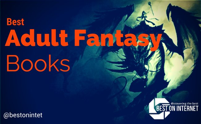 Best Adult Fantasy Books