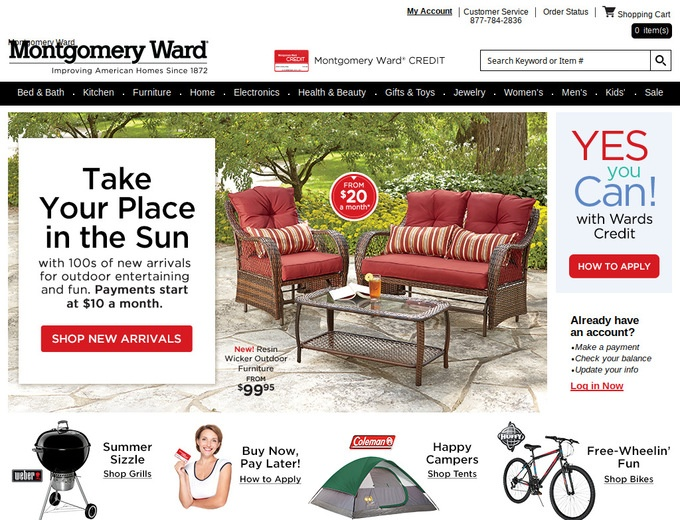 Montgomery Ward Coupons Amp Montgomery Wards Discount Codes