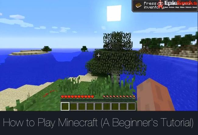 minecraft-beginners