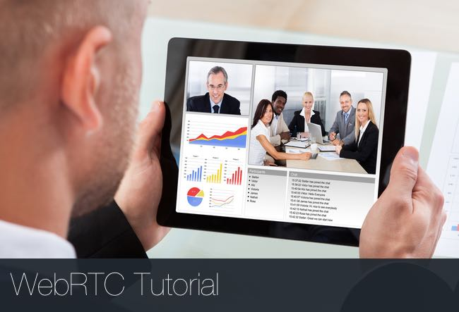 WebRTC-Tutorial