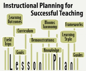 Alison Instructional Planning
