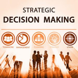 ALISON Strategic Decision Making