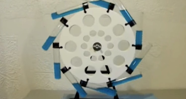 Free Energy – The Quest For A Perpetual Motion Machine