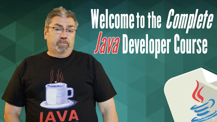Udemy The Complete Java Developer Course