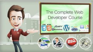 Udemy Complete Web Developer Course