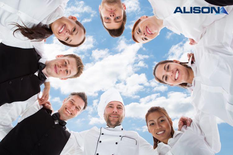 Alison Hospitality Management - Get Started