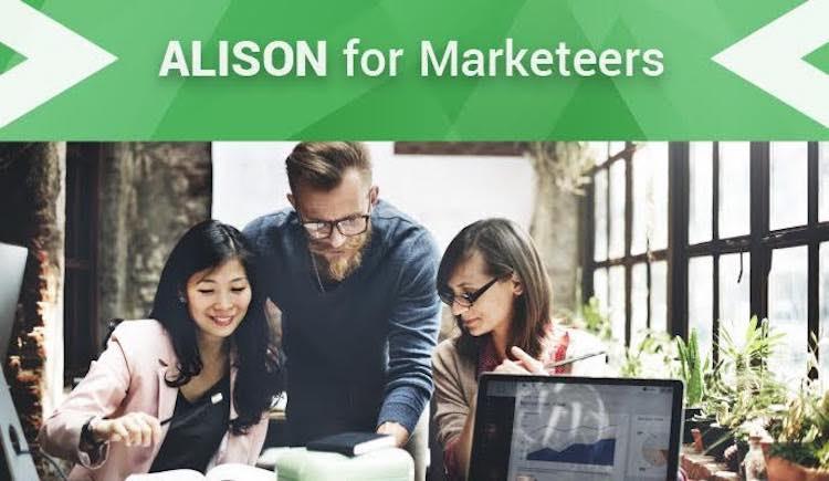 Alison for Marketing