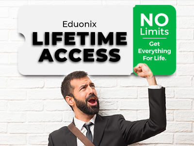 Lifetime Access to Eduonix Courses