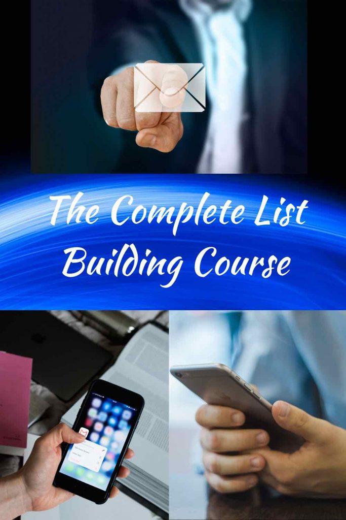 List Building Course
