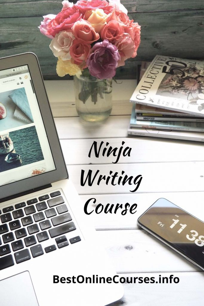 Ninja Writing Course for Bloggers