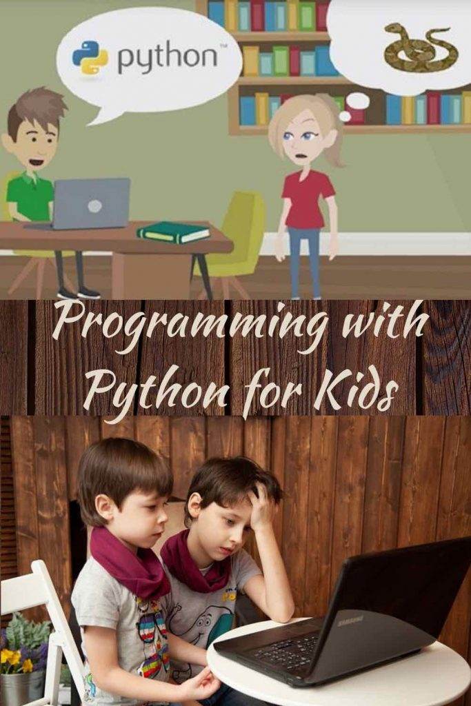Programming With Python For Kids