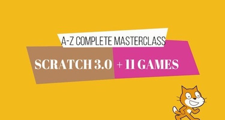 Learn How To Create Programs And Make Games Using Scratch