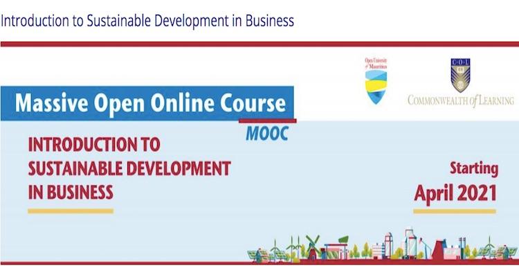 Sustainable Business MOOC