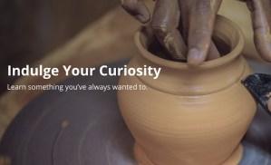 Udemy Indulge Your Curiosity