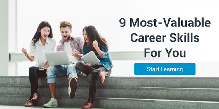 9 Most Valuable Career Skills