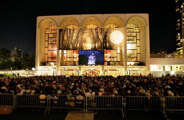 Resultado de imagen para Met Opera House at Lincoln Center
