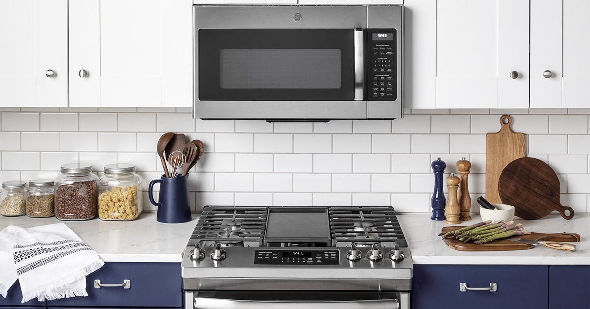 best ge over the range microwave oven