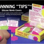 Tanning Tips Nipple Covers