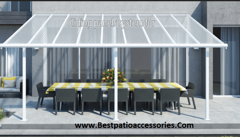 importance of outdoor canopy to protect