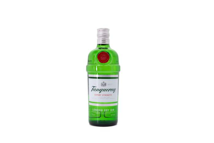 Best Pizza Dry Gin Tanqueray
