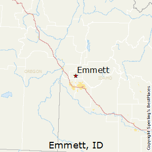 Best Places To Live In Emmett Idaho