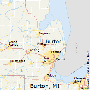 Best Places To Live In Burton Michigan