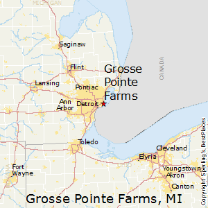 Best Places To Live In Grosse Pointe Farms Michigan