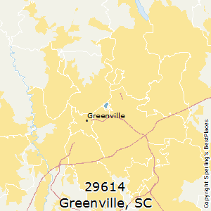 Best Places To Live In Greenville Zip 29614 South Carolina