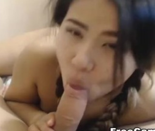Horny Asian Nubile Gives The Hottest Pov Blowjob Ever