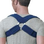 BSN Deluxe Clavicle Support Brace For Optimal Shoulder Support