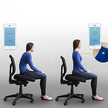 best electronic posture brace for sore backs and for straightening rounded shoulders