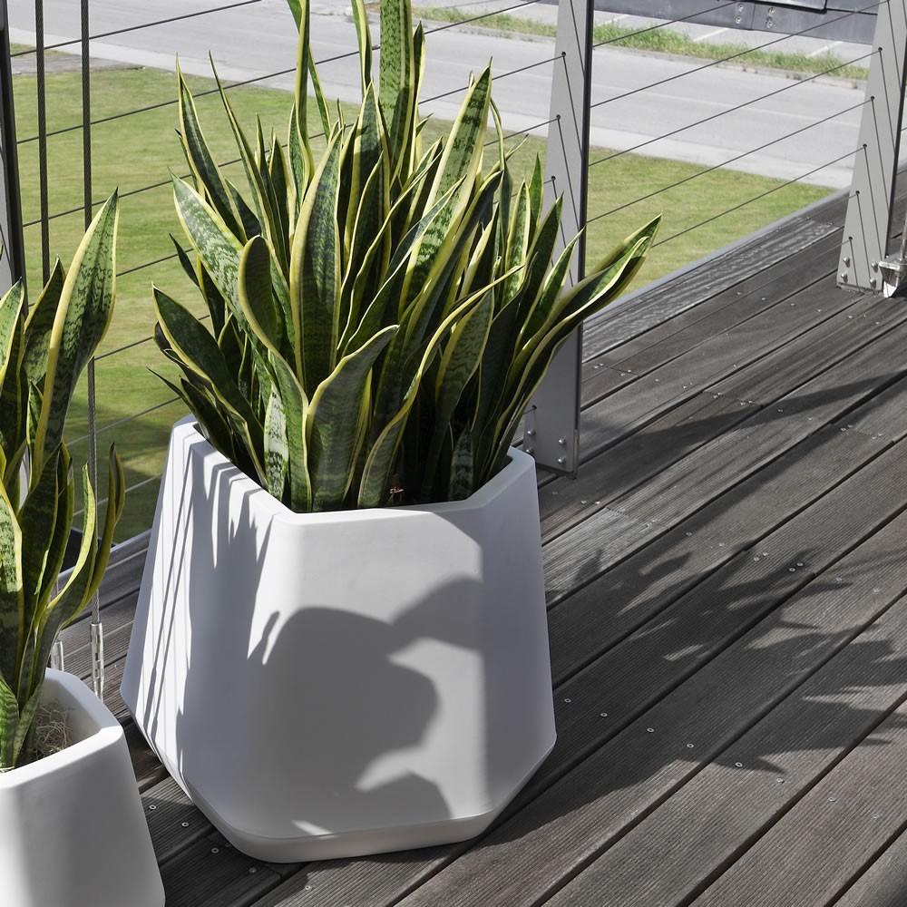 Vasi moderni da interno e da esterno, design e funzionalità. Vaso Per Piante Da Esterno E Interno Ops M Nicoli