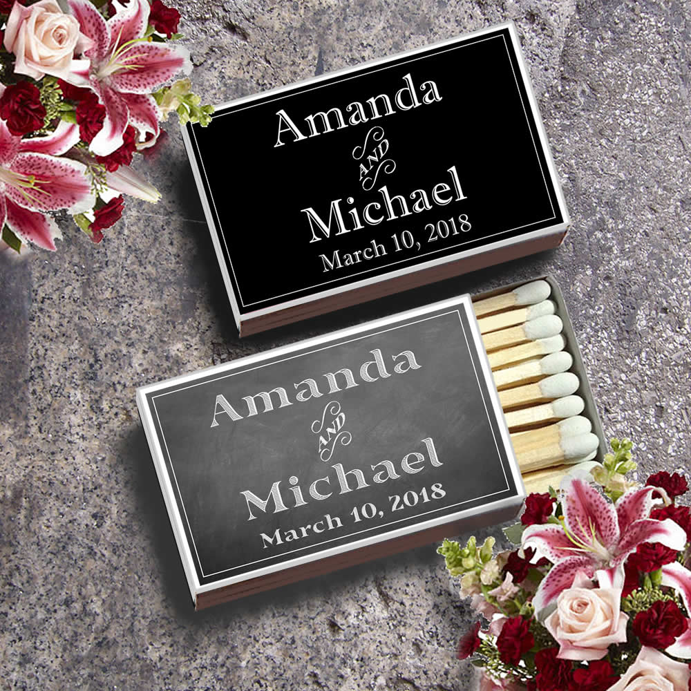 Cheap Wedding Favors Matches