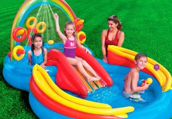 Top 5 Best Inflatable Pool Slides 2019 Review