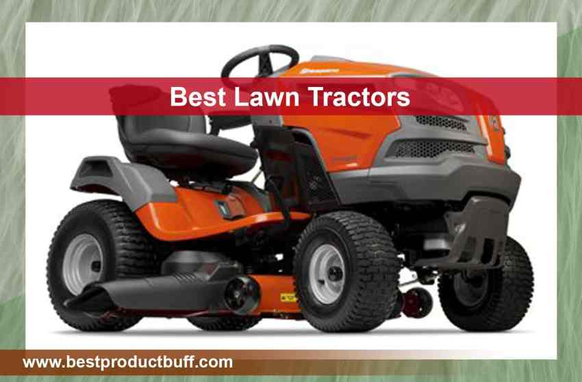 Top 5 Best Lawn Tractors 2020 Review