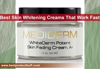 Top 10 Best Skin Whitening Creams That Work Fast 2019 Review