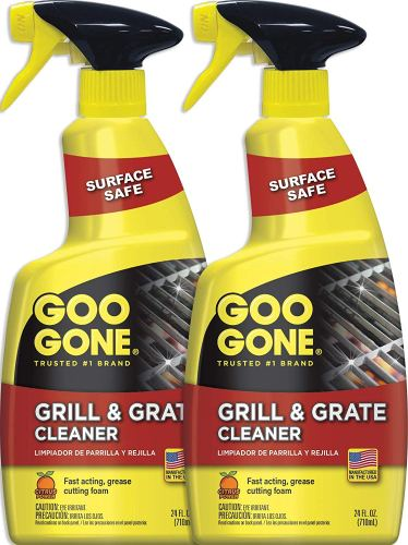 The best natural and high quality grill cleaner