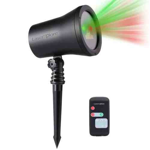 LaserXplore outdoor laser lights for trees, The best illuminating outdoor laser lights for trees