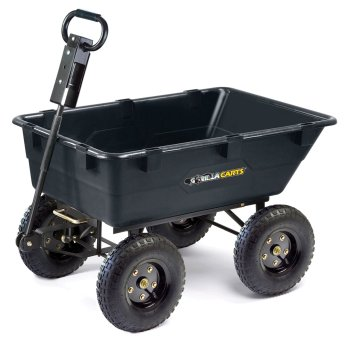 Best Wheelbarrows of 2017 - Top 10gorilla-carts-GOR865-300x300