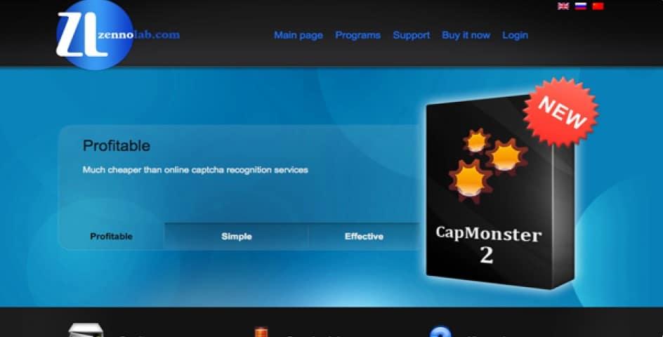 Zennolabs for CapMonster captcha breaker