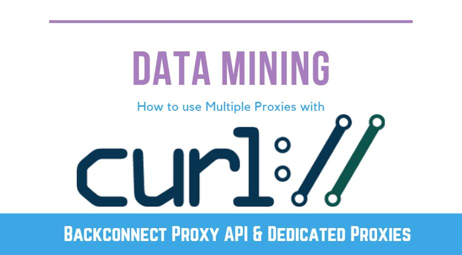 Proxies with Curl