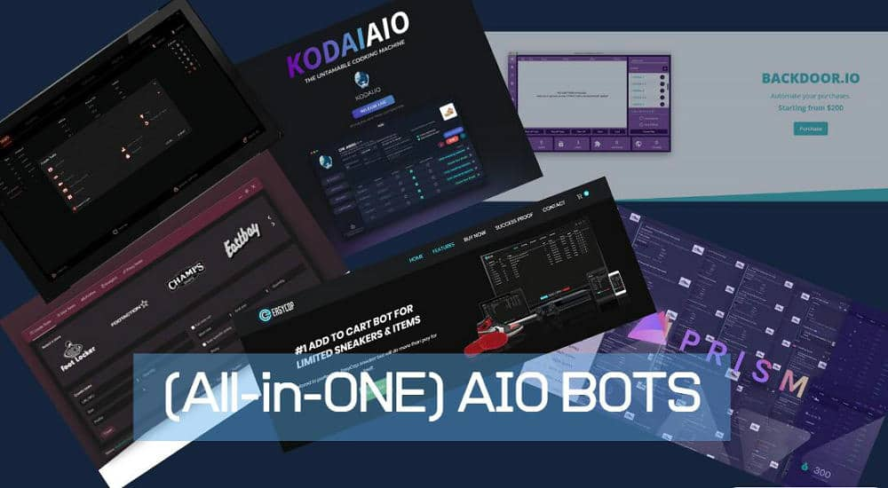 AIO BOT 2020 | All-in-One Bots | Best AIO Bot Reviews | Best