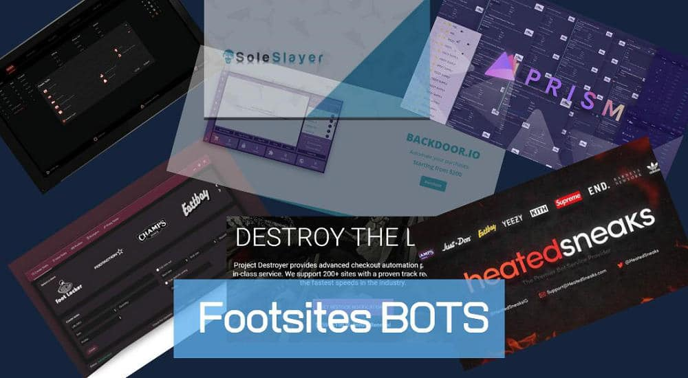 Footsites BOTS